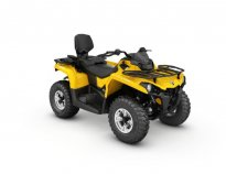 CAN-AM OUTLANDER MAX 570 DPS T3 2017