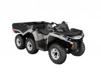 CAN-AM OUTLANDER 6x6 650 DPS T3 2016