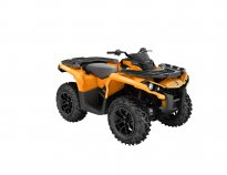 CAN-AM OUTLANDER DPS 650 DT T3B 2018