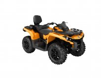 CAN-AM OUTLANDER MAX DPS 650 DT T3B 2018