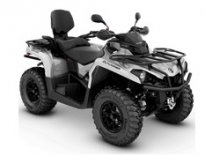 CAN-AM OUTLANDER MAX XT 570 ABS T3 2019 Hyper Silver