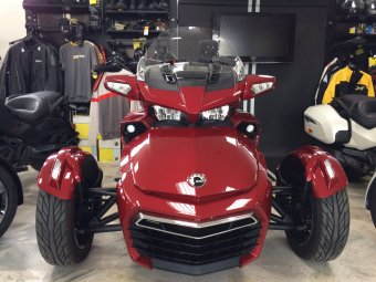 CAN-AM SPYDER F3 LTD 2016 DEMO UNIT