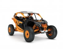УТВ CAN-AM MAVERICK X RC TURBO RR 2020