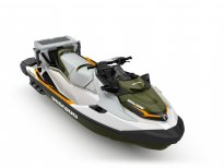 SEA-DOO FISH PRO 170 2020 White/Green DEMO UNIT