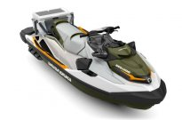 BRP SEA-DOO GTX FISH PRO 155 2019 WHITE/GREEN