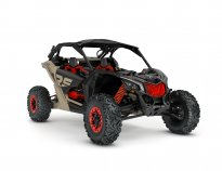 SSV CAN-AM MAVERICK X RS SA TURBO RR 2021